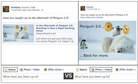 hubspot FB example