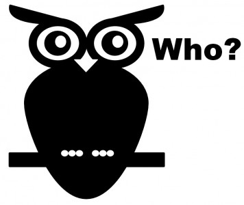 owl image says who